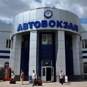 Автовокзалы Богатыря
