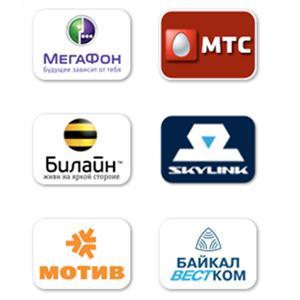 Операторы сотовой связи Богатыря