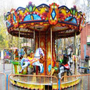 Парки культуры и отдыха Богатыря