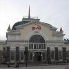 Железнодорожные вокзалы в Богатыре