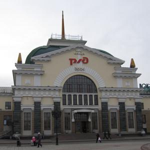 Железнодорожные вокзалы Богатыря